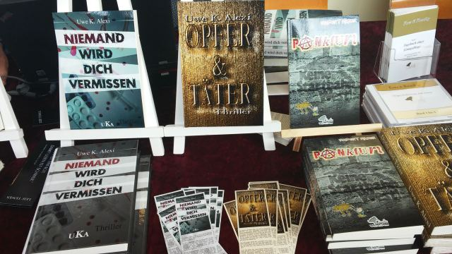 Buchmesse im Ried