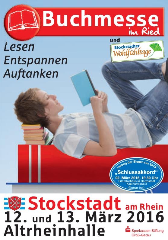 Plakat Messe Stockstadt