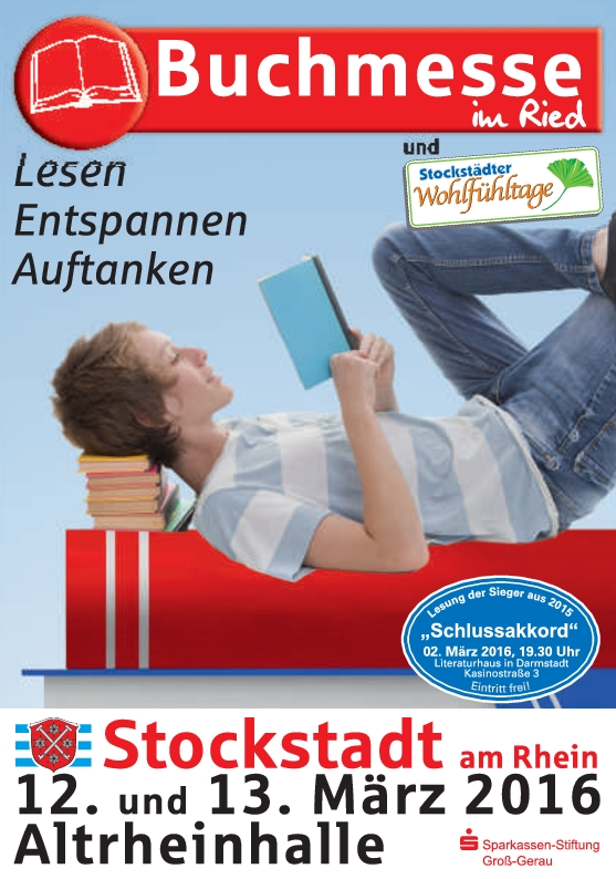 Plakat Messe Stockstadt