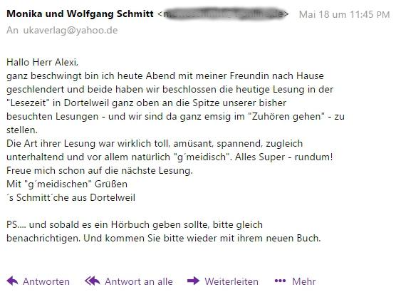 Mail Schmitt Dortelweil